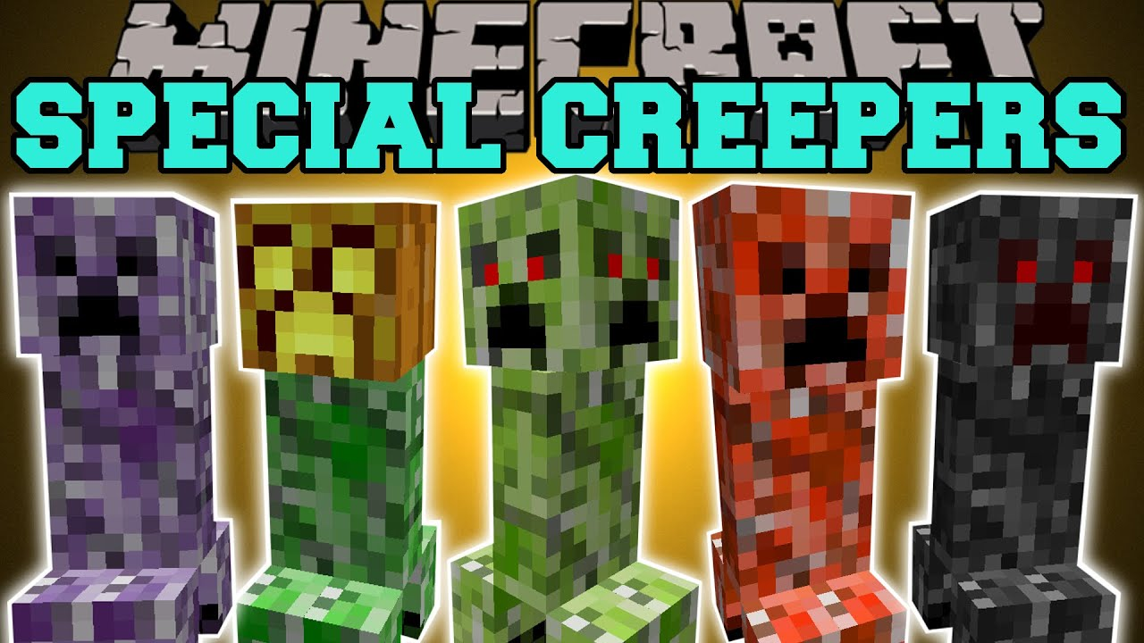 how to make a baby creeper in minecraft pe