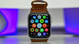 10 Awesome Apple Watch Apps!