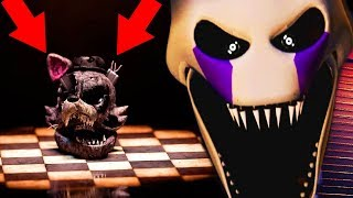 DEFEATING THE PUPPET AND ENDING THE NIGHTMARES!    Those Nights at Rachels 2 (STORY MODE ENDING)