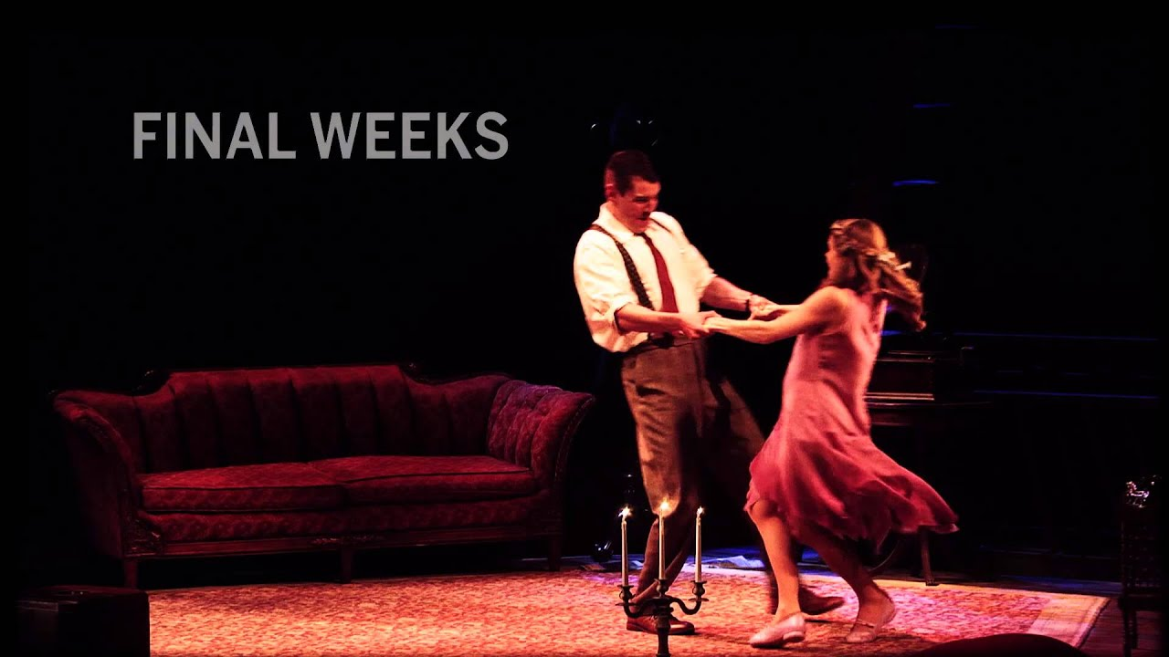 the glass menagerie broadway final weeks