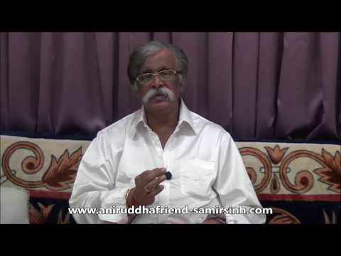 Live Sadguru Aniruddha Bapu's New year wishes to Shraddhavan friends 2017