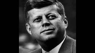 Kennedy's Secret Societies Speech (Audio)