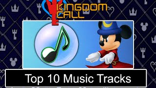 Kingdom Hearts - Top 10 Music Tracks - Kingdom Call Countdown