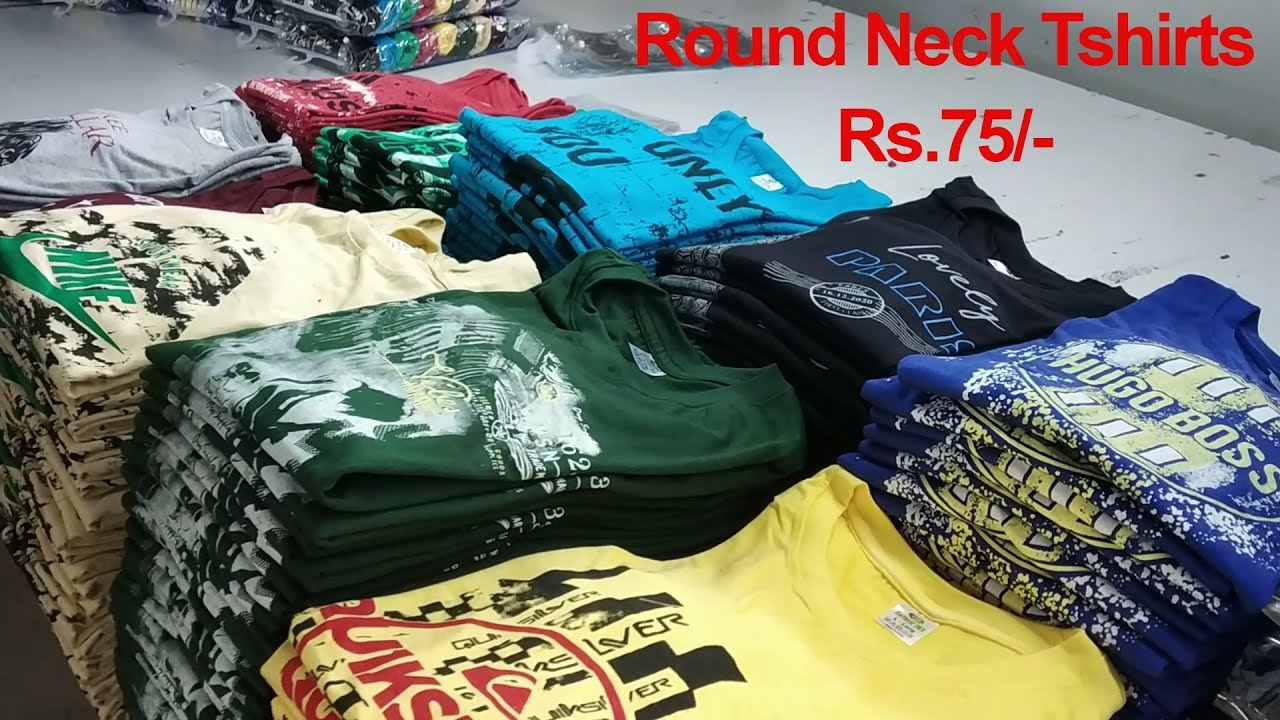 6aebf9720 Tirupur Round Neck printed tshirts Manufacturer | Good design tshirts for  retail and wholesale