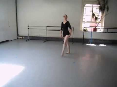 Adult Ballet (Beg/Int) at Liberated Movement, NYC