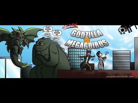 Godzilla vs Megaguirus Review Alexthehunted