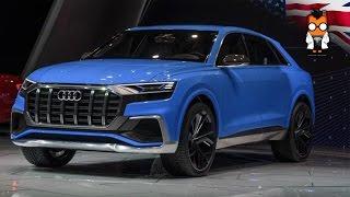 Audi Q8 Concept & What won't make it to production