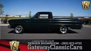 1964 Falcon Ranchero STK#131 Denver