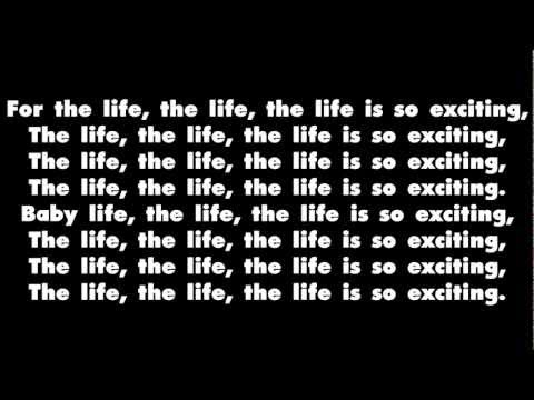 Fabolous Ft. Pusha T - Life Is So Exciting - Lyrics