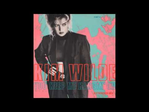 Kim Wilde - Hanging On (Male Version)