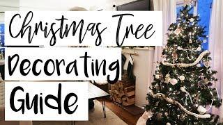 6 Ways to Make Your Christmas Tree Look AMAZING!