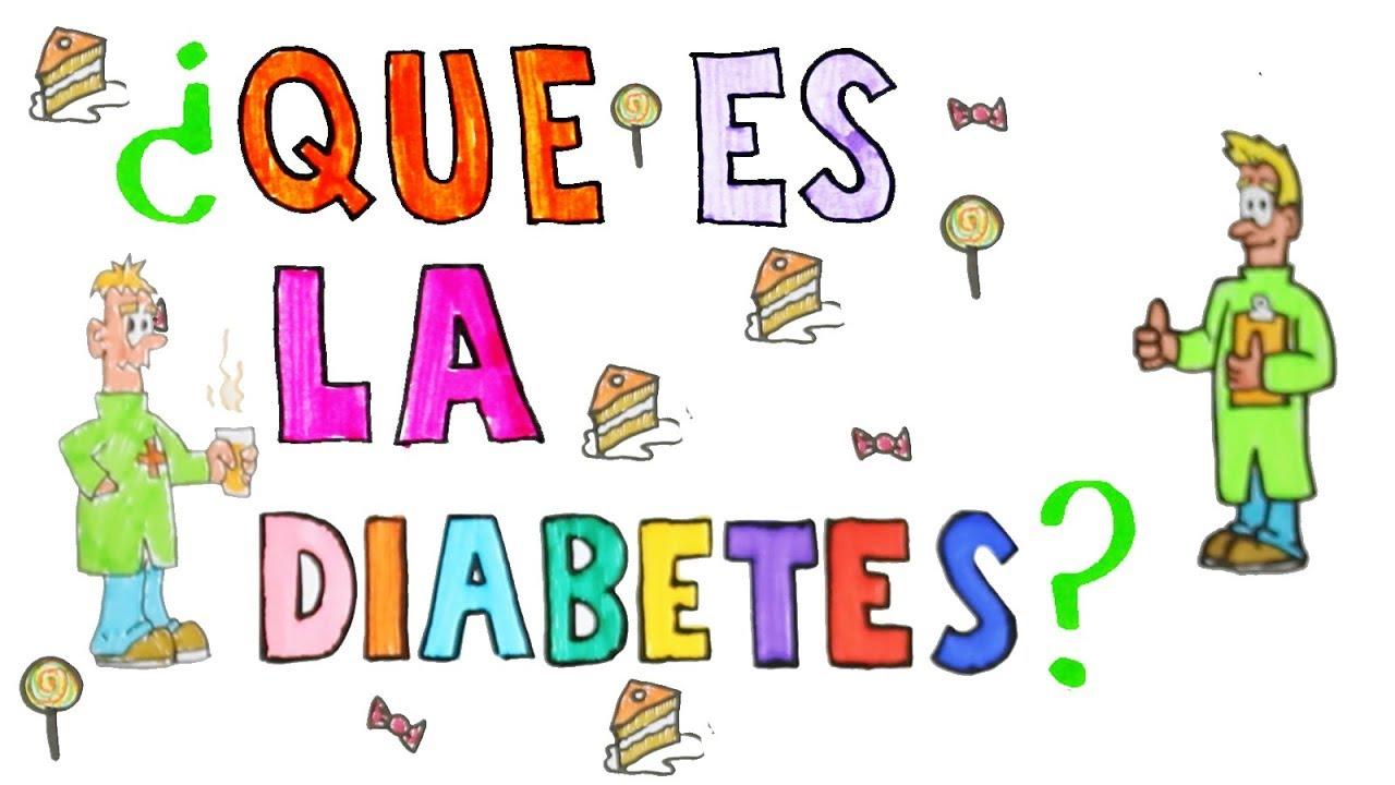 ¿Qué es la DIABETES? - YouTube