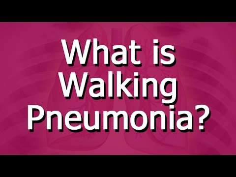what is walking pneumonia? - youtube, Cephalic Vein
