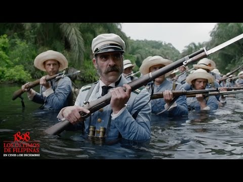 1898. LOS ÚLTIMOS DE FILIPINAS. Tráiler Final HD. Ya en cines.