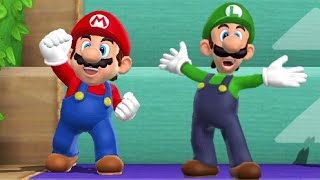 Mario Party 9 - Step It Up Challenge (Free-for-All Minigames)