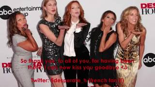 Desperate Housewives - Kiss Them Goodbye Project - Series Finale