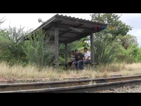 นิวจี้ทุกข์ สถานีรถไฟกลางป่าเสี่ยงอันตราย 16/07/2557