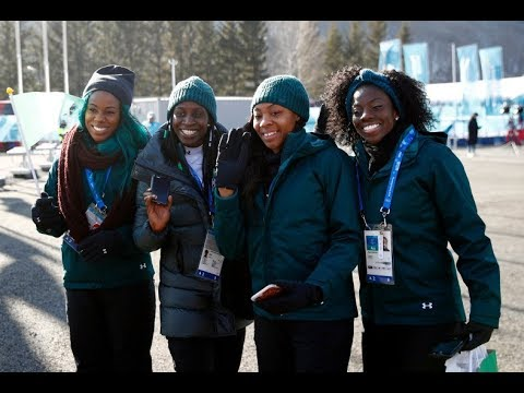 Nigeria's Bobsled and Skeleton team reveals big plans for the future