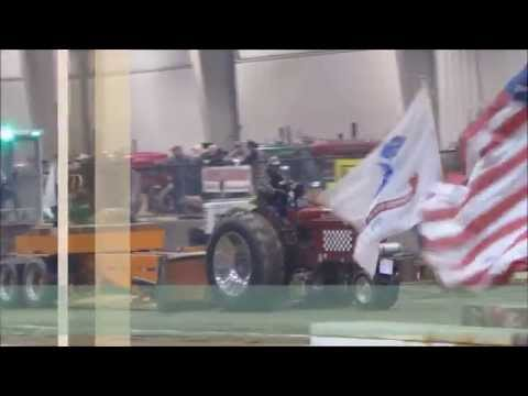 NATPA tractor pulling 5850 Jackpot