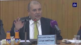 لقاء شعبي نيابي ساخن في اربد