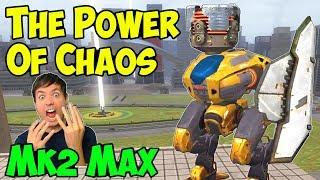Mk2 Max Hellburner at Champions League FFA - War Robots Gameplay WR
