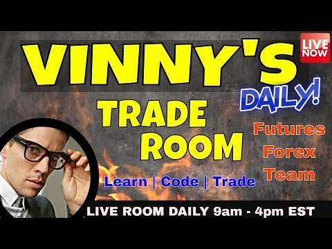 💥 LIVE TRADE ROOM 💥 BEST INDICATORS | FUTURES | FOREX | EMINI | LEARN TO DAY TRADE