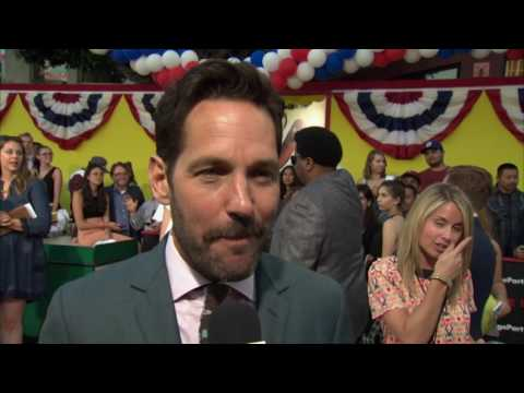 Sausage Party World  Premiere  Paul Rudd