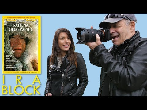NATIONAL GEOGRAPHIC Photographer Ira Block PHOTO TIPS!