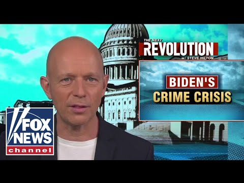 Steve Hilton: This is a crisis created by Democrats