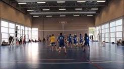 Volley M17 Chaville Sevres vs Tours