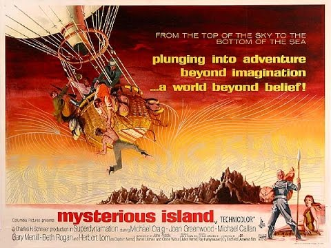 THE MYSTERIOUS ISLAND│Part  1  Jules Verne   AudioBook