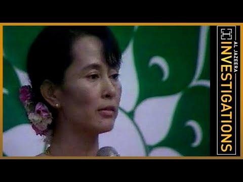 Al Jazeera Investigates - Genocide Agenda