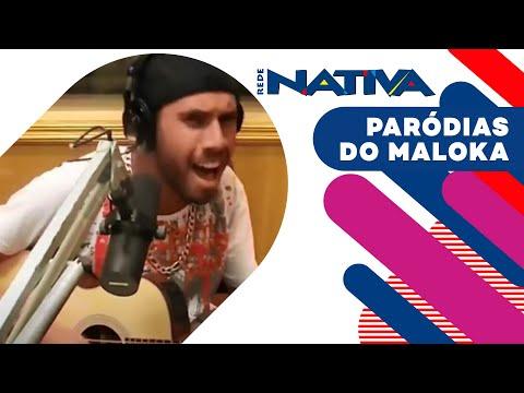 Nativa Fm - Mc Maloka no Cia de Amigos