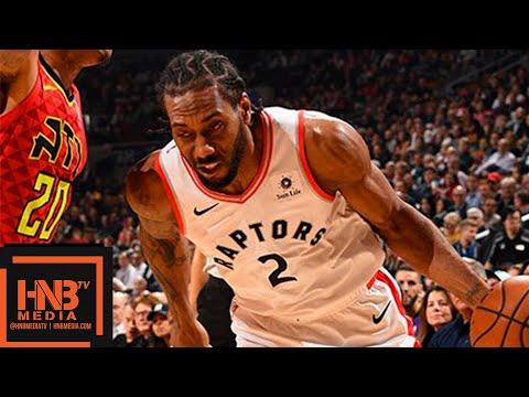 Toronto Raptors vs Atlanta Hawks Full Game Highlights | 01/08/2019 NBA Season