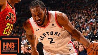 Toronto Raptors vs Atlanta Hawks Full Game Highlights   01/08/2019 NBA Season
