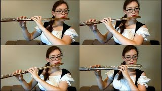 Romantic Flight from How to Train Your Dragon for FLUTES!