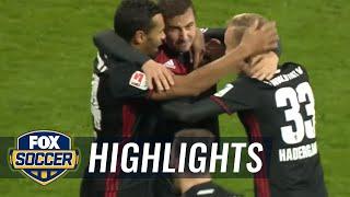 Werder Bremen vs. FC Ingolstadt 04   2016-17 Bundesliga Highlights