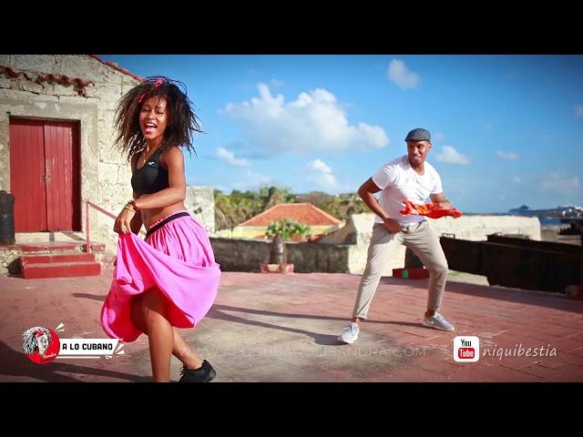 Salsa con Rumba en el moro de La Habana, Alexander Abreu, INTRO