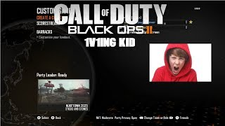 1v1ing Kid On BO2