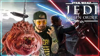 Żabol Bogdan ⭐️ Star Wars Jedi: Fallen Order #2