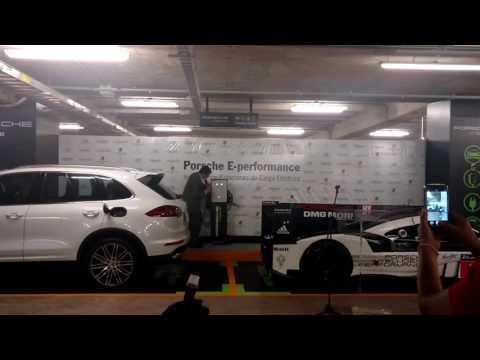 Porsche Cayenne Hybrid en Veracruz!