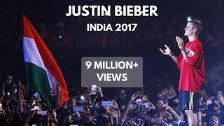 Justin Bieber Live In Mumbai -2017 [PURPOSE TOUR]
