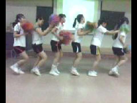 HÀNH TINH XANH Earobic Lớp KN3 - Trường Cao Đẳng Bình Định
