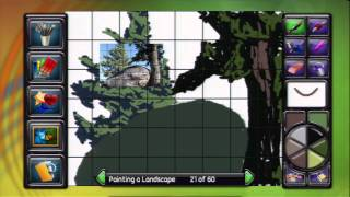 Landscape Art Lesson - uDraw Studio: Instant Artist Video