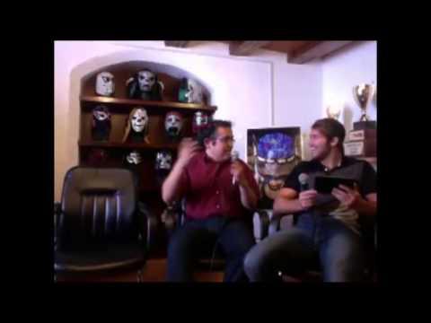 Jack Evans y Angélico Twitcam Parte 3 - Lucha Libre AAA