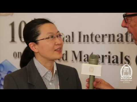 Prof. Lui Bin from National University of Singapore interview with RAK Media Office
