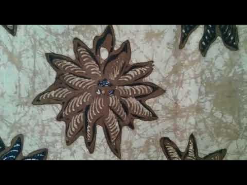 Amazing etnic !!!Traditional batik fabric by Batikdlidir