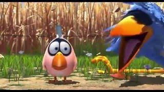 """Мультики-короткометражки от Pixar. """"Мост"""", """"Птички"""""""