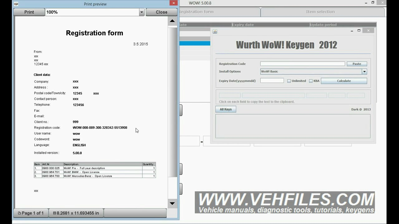 wurth wow universal keygen.rar