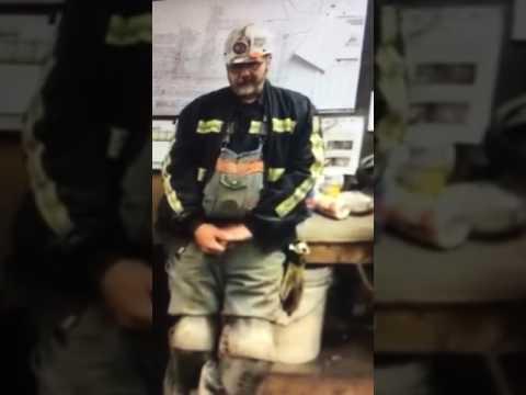 West Virginia coal mines song